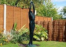 Brunnen und Mehr Gartenbrunnen Aphrodite, 162cm