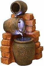 Brunnen und Mehr Gartenbrunnen Zimmerbrunnen mit