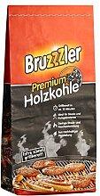 Bruzzzler 10 kg Premium Restaurant-Holzkohle,