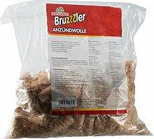 Bruzzzler Anzündwolle, Grillanzünder,
