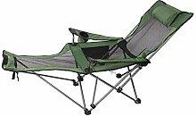 BSDBDF Camping Recliner Einstellbare Camping