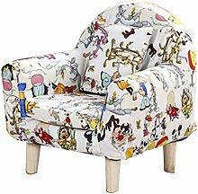 Bseack_Store Stuhl Kindersofa, mit Armlehnen