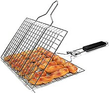 Bssowe BBQ Grillkorb Fisch Grillkorb, Grillroste