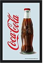 BSZ Spiegel Coca Cola Flasche, 20 x 30 cm