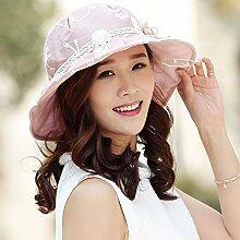 BTBTAV*Stetson Hut Hüte visor Weibliche Jugend