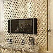 btjc geprägt klassisch Tapete Muster Faserstoff europäischen 3D Tapete Wand mit modernen, dreidimensionalen Familie von 0,53m * 10m Texturen 1310