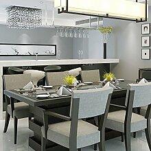BTJC Home erweiterte reine Farbe einfache moderne TV Hintergrund Wand Papier grau Vliestapete