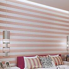 BTJC Shop f¨¹r moderne minimalistische Schlafzimmer Wohnzimmer TV Hintergrund Perspektive Streifen Vliestapete , C