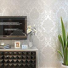 BTJC Super Dick Vlies Tapete 3D Anaglyph Damaskus TV kontinentaler Wohnzimmer Schlafzimmer Hintergrundbild , 1#