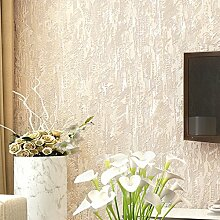 BTJC Vliestapete hochwertige 3D Wohnzimmer Wandfarbe, fleckige Tapete