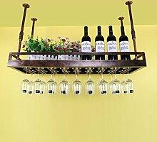 BTJJ Home Hängenden Glashalter Bar Kreative