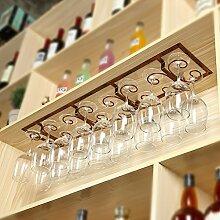 BTJJ Wein Becherhalter Auf Den Kopf Weinglas