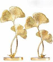 BTPDIAN Europäische Ginkgo Leaf Dekoration