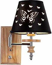 BTPDIAN Lesewandlampe-Schlafzimmer-Nordische