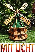 BTV 160er Windmühle,Windmühle für Garten,