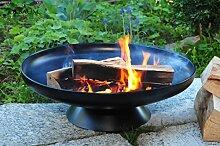 BTV Batovi Feuerschale grillzubehör, groß 60 cm,