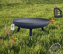 BTV Batovi MASSIV Feuerschale XXL ca. 66cm für