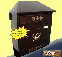 Sehr Briefkasten Kupfer günstig online kaufen | LionsHome HR07