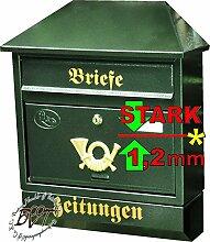 BTV Großer Briefkasten XXL, verzinkt mit