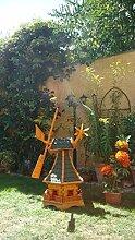 BTV Haus & Garten Grosse Windmühle, mit dickem