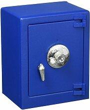 BTV Spardose Safe Blau 11781