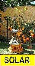 BTV Windmühle, mit dickem Bitumendach, mit