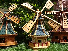 BTV Windmühle, windmühle für Garten,Windmühlen
