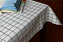 BU Home Hotel Tischdecke Stoff Esstisch Stoff