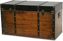 BUAR ARTESANOS Holztruhe für die Lagerung Classic
