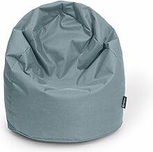 BuBiBag Sitzsack Tropfenform mit Füllung Made in