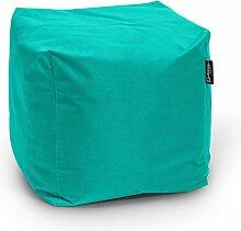 BuBiBag Sitzsack Würfel 45x45x45cm mit Füllung