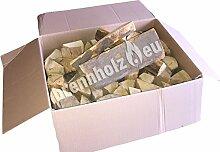 Buche - Brennholz (kammergetrocknet) – Karton (30 Kg)