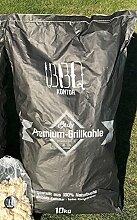 Buchenholz Premium Grillkohle 10kg