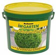 Buchsbaum Buxdünger Dünger Beckmann 1 kg