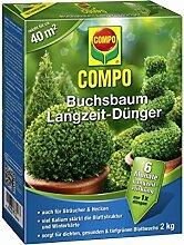 Buchsbaum Langzeit-Dünger COMPO BUCHS-LANG