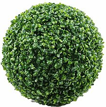 Buchsbaumkugel Buchsbaum Kugel Ø25cm grün