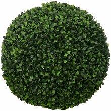 Buchsbaumkugel künstlich Ø ca. 20 cm Buchsbaum