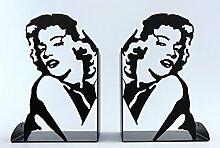 Buchständer für Bücher Marilyn, mit Marilyn Monroe. Hergestellt In Italien.