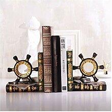 Buchstütze aus Metall Buch-Standplatz Kreative