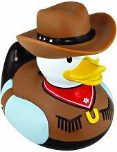 Bud Badeente mit Motiv 'Cowboy'