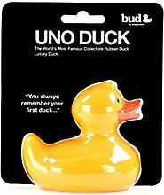 Bud Duck ~ Sammlerstück Luxus Gummiente ~ UNO