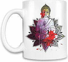 Buda Kaffee Becher