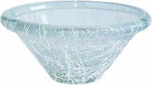 budawi® Brunnenschale Glasschale Thor Fiesta