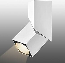 Budbuddy 12W LED Aufbauleuchte Schwenkbar