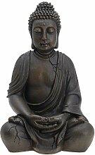Buddha Budda Skulptur Figur Statue 50 cm Garten