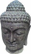 Buddha Büste XXL Figur Steinguss / Kopf