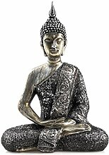Buddha Figur Paduma, Größe M