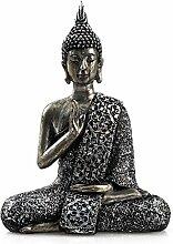 Buddha Figur Paduma,Größe S