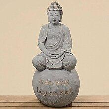Buddha H51cm Magnesia