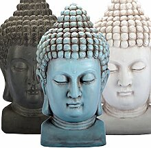 Buddha KOPF Figur Dekoration Innendekoration Feng